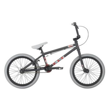 Haro Downtown matt black 18inch BMX