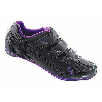 Liv Regalo On Road Nylon Blk/purple Eu39 (spd/spd