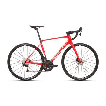 Superior X-Road Team Elite rood-chrome L Gravelbike