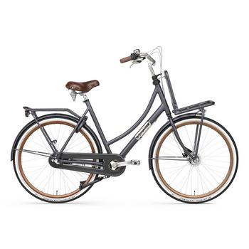 Popal Daily Dutch Prestige N3 RB 50cm petrol blue Transportfiets