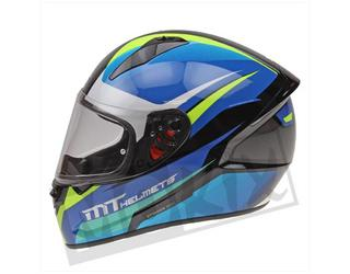 Helm STINGER Divided MT Integraal Blauw   S, M, L, XL