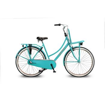 Altec Dutch N3 Limited edition 55cm mat ocean Dames Transportfiets