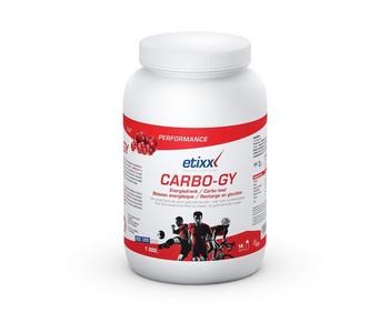 Etixx performance carbo-gy red fruits 1000gr