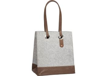 Cortina Minsk Basket Bag Vilt