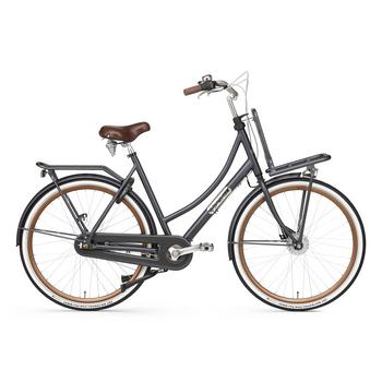 Popal Daily Dutch Prestige N7 RB 50cm petrol blue Transportfiets