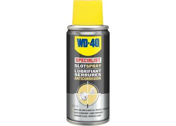 WD-40 lock lube 100ml
