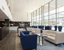 Hampton by Hilton Amsterdam Lounge