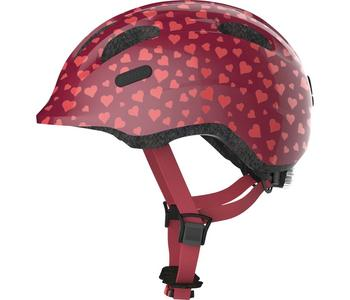 Helm Abus Smiley 2.0 cherry heart M 50-55