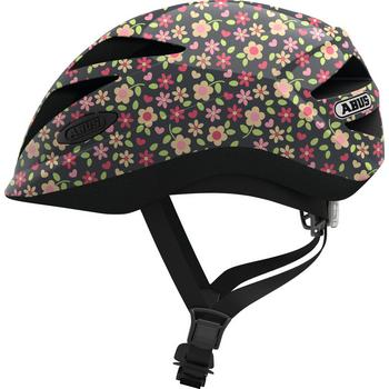 Abus Hubble 1.1 M retro flower kinder helm