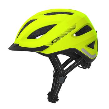 Abus Pedelec+ L signal yellow high-speed e-bike helm