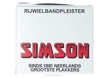 ds Simson rol plakkers 7x20