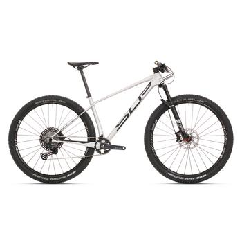 "Superior XP 969 Carbon zilver L 29"" Race MTB"