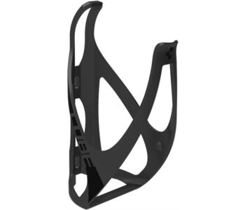 Cube Bottle Cage Hpp Matt Irridium/glossy Black