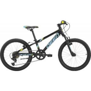 Deed Rookie 206 20inch zwart Mountainbike