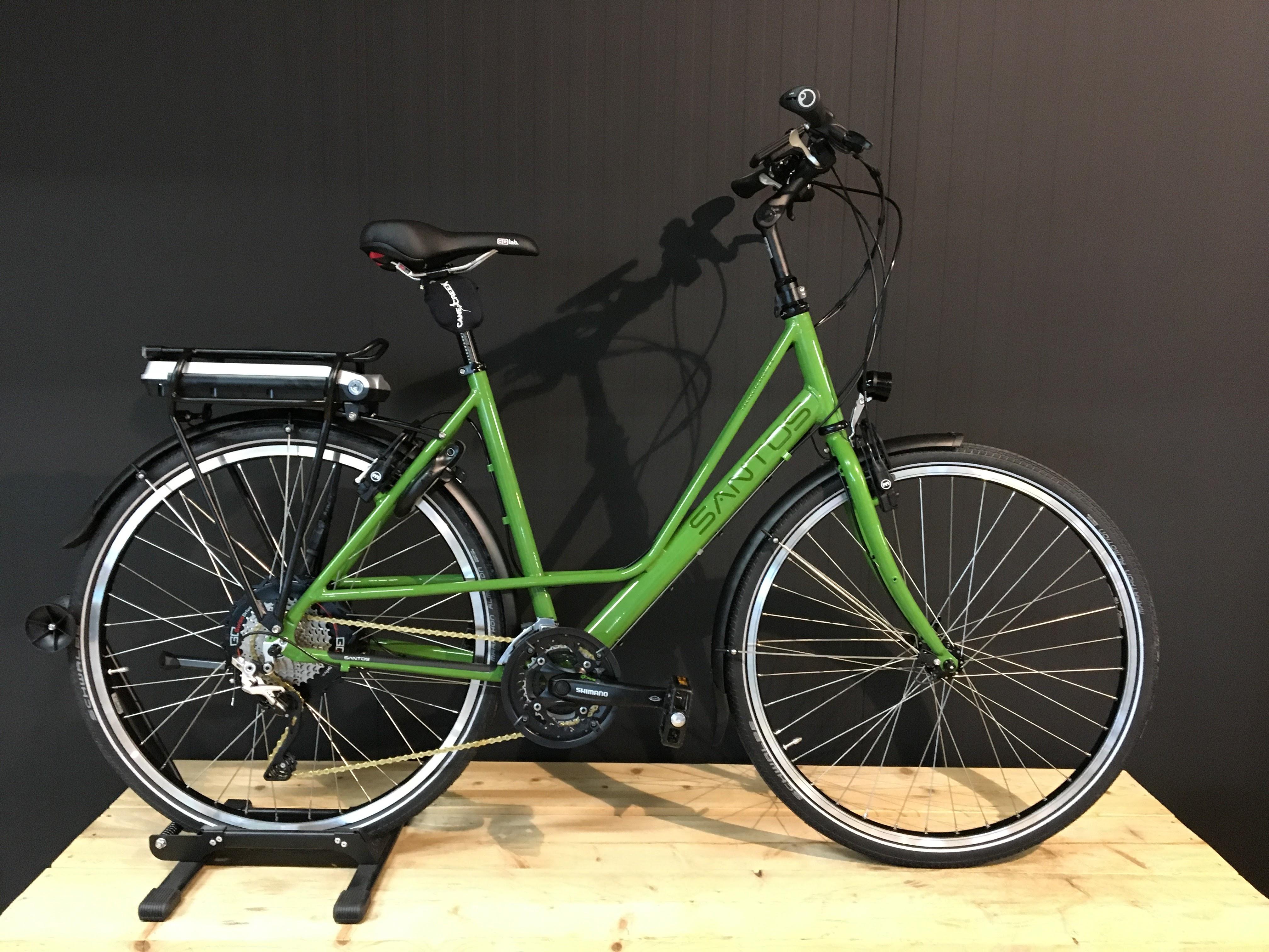 d01ea6dadf2cce Santos Trekking E-Bike Lage instap