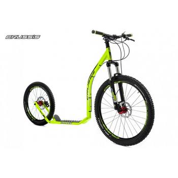 Crussis Cross 6.2 HD 26/20 green step