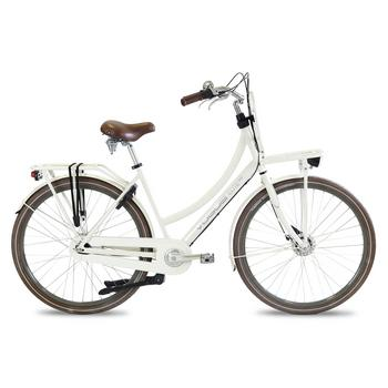 Vogue Elite Plus N3 RB 50cm creme dames transportfiets