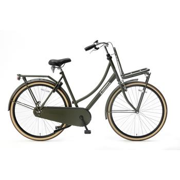 Popal Daily Dutch Basic 50cm army green Transportfiets