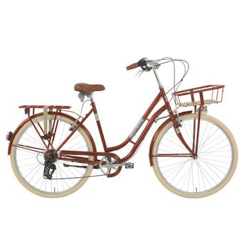 Hollandia Colorful D6 rood 53cm transportfiets