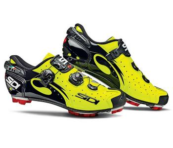 SiDi MTB Drako Carbon SRS Vernicle Yellow mt.45