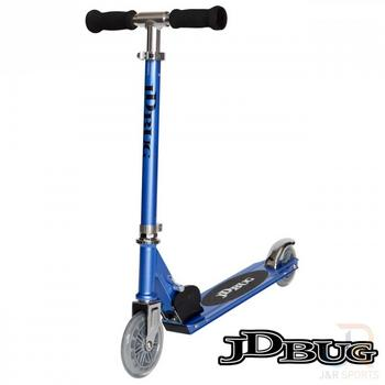 JD Bug Junior blauw vouwstep