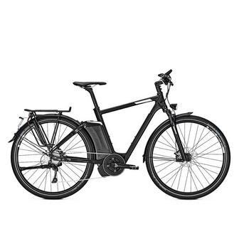 Raleigh Ashford S10 17Ah 50cm magicblack matt High-Speed elektrische herenfiets