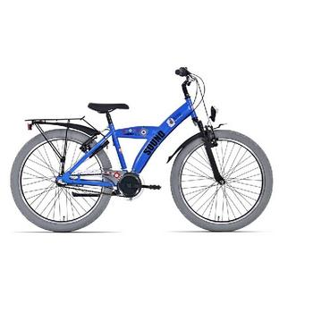 Bike Fun Sound N3 24inch blauw  jongensfiets