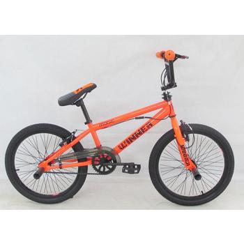 Magic Winner 20inch oranje Freestyle BMX