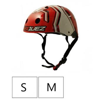 Kiddimoto Hero Marc Marquez rood Medium helm