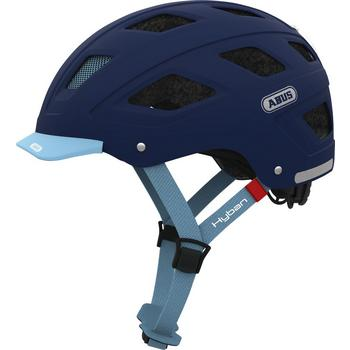 Abus Hyban L core blue fiets helm