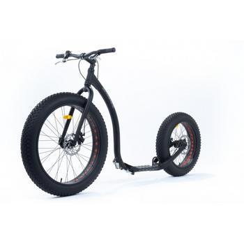 Kickbike Fat Max 26/20 zwart step