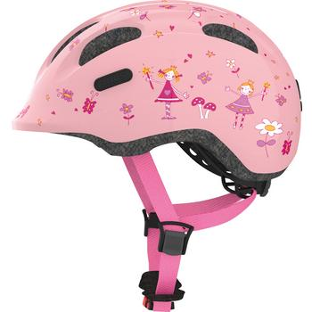 Abus Smiley 2.0 M rose princess kinder helm