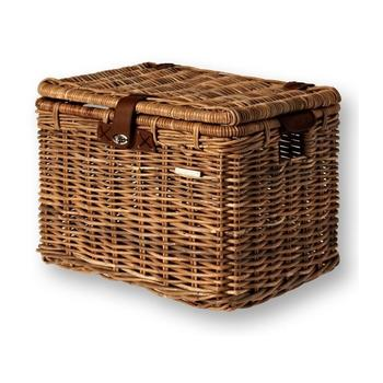 Mand Basil Riet Denton Basket L nature brown