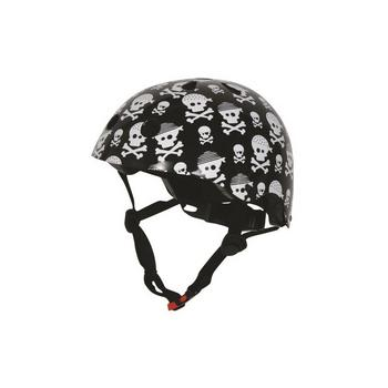 Kiddimoto skullz Medium helm