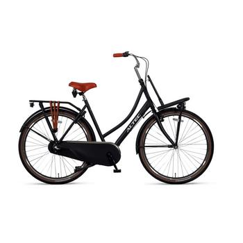 Altec Dutch N3 50cm matzwart Dames Transportfiets