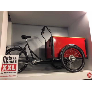 Light KinderTransport bakfiets RED 24'
