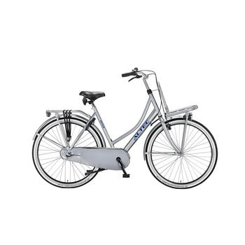 Altec Dutch N3 50cm stain silver Dames Transportfiets