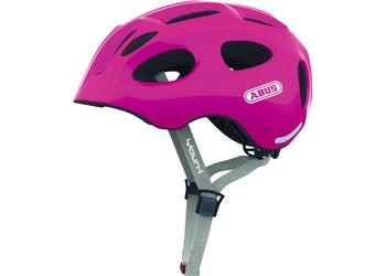 Abus helm Youn-I sparkling pink M 52-57
