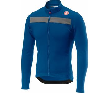 Ca Puro 3 Jersey Fz-Light Steel Blue-L