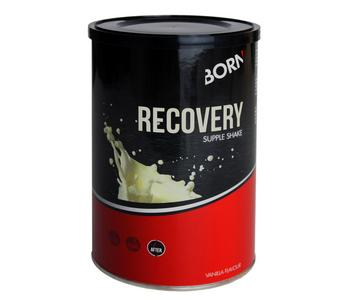 Born RECOVERY SUPPLE SHAKE 450GR. (RECOVERY DRINK)