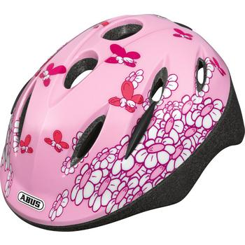 Helm Abus Smooty Zoom Pink Butterfly M 39588