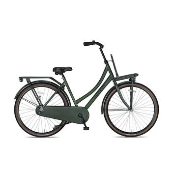 Altec Classic olive green Dames Transportfiets