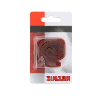 021512 Simson Velglint Pvc 15Mm Extra Strong Per S