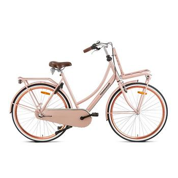 Popal Daily Dutch Basic Plus 50cm zalm Transportfiets