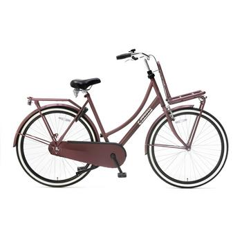Popal Daily Dutch Basic 50cm oak red Transportfiets