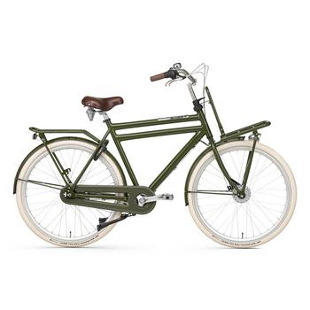 Popal Daily Dutch Prestige N7 RB 50cm groen Heren Transportfiets