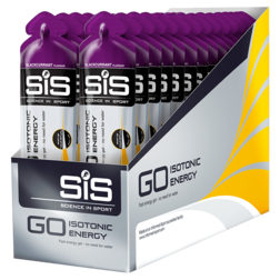 Sis Go Isotonic Gel Black & Current 60ml