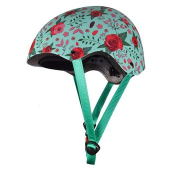Kiddimoto floral Medium helm
