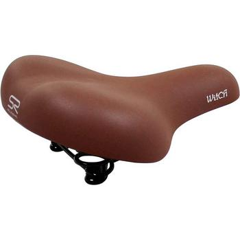Selle Royal zadel Witch Relaxed 8013 uni bruin