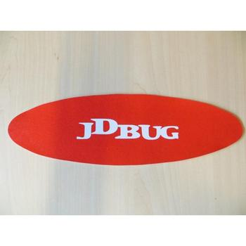 JD Bug grip tape rood